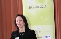 Konverentsi modereeris Katrin Poom-Valickis